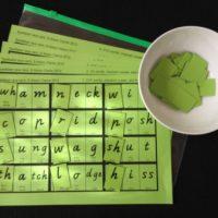 Level 1 Race Game - First Sounds, Victorian Modern Cursive Script