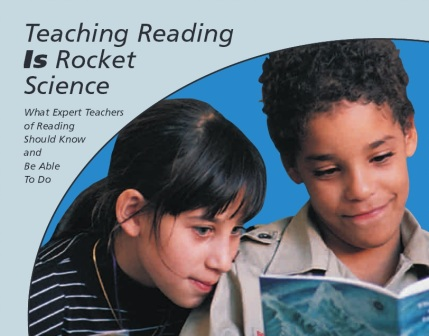 teaching reading is rocket science Teaching reading is rocket science - reading teaching reading is rocket science what expert teachers of reading should know and be able to doindependent review of the teaching of - ucl independent review of the teaching of early reading final report,jim rose,march 2006author study.