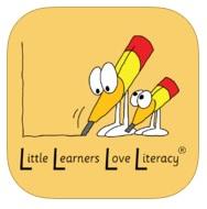 Little Learners Love Literacy 1 app