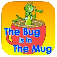 The bug is in the mug