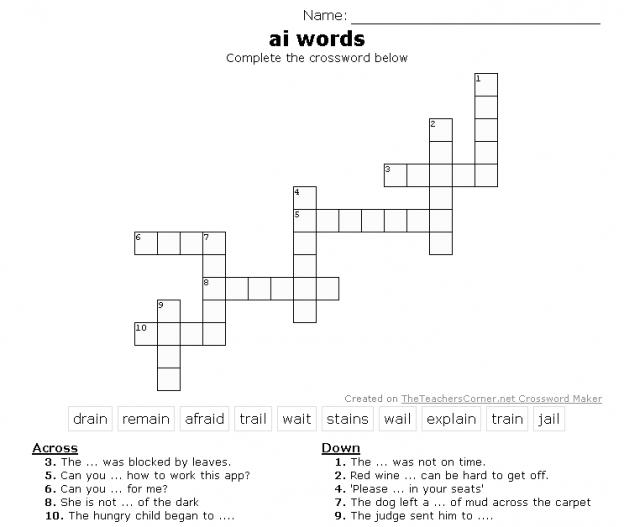 Phonics crosswords spelfabet phonics crosswords ccuart Choice Image