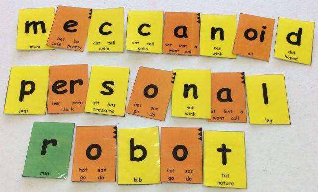 meccanoid personal robot